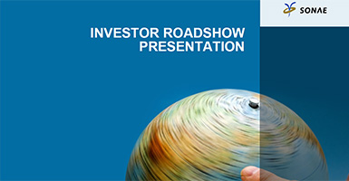 Sonae - Investors Roadshow Presentation (London)