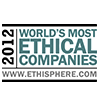 2012 World's Most Ethical Companies