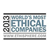 2013 World's Most Ethical Companies